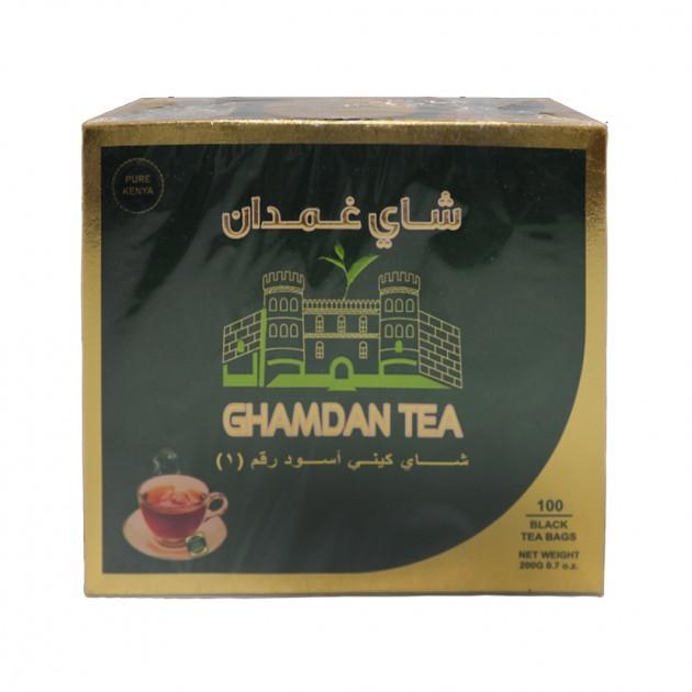 شاي غمدان 100خيط