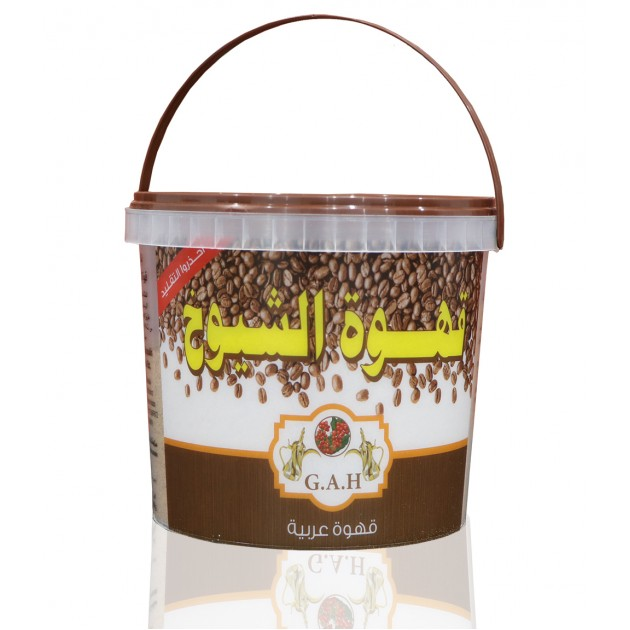 قهوة الشيوخ علبة 1000ج